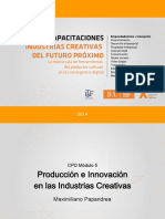 CPD La Industria Editorial -Papandrea