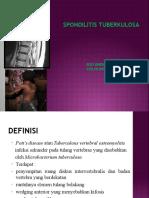 Spondilitis TB Andini