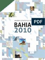 anuario estatistico 2010