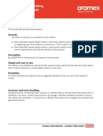 Aramex Location API Manual p8