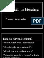 Conceito de Literatura