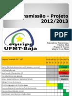 Apresentação 5 Transmissão 15.06.2012