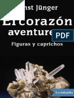 El Corazon Aventurero - Ernst Junger