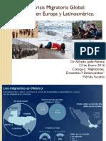 Coloquio Merida Crisis Migratoria Global 2016