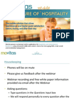 Mobile Marketing for Agencies in Hospitality Industry Marketing