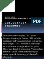 Dengue Syok Sindrome