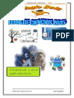 Bases de Feria de Ciencias - Beta