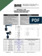 Modelos de Valvula de Compuerta