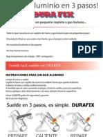 DuraFix - Presentacion