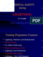 Personal Lightning Safety