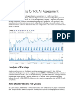 Quanex Stocks for NX an Assessment