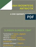 Sejarah Biosintesis Ab 2