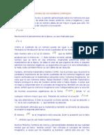 Clase Calculo Vectorial 20dic2011 El Conjunto de Los Números Complejos