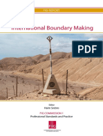 International Boundary Making