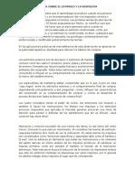 TEORIA SOBRE EL ESTIMULO Y LA RESPUESTA, EXCITACION, PLACER.docx