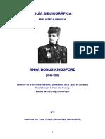 Anna Bonus Kingsford