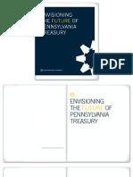 Former State Treasurer Robin Wiessmann's comprehensive analysis of the Treasury Department