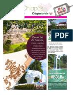 Destino Chiapas No 7 Julio