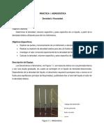 Practica 1 Hidrostatica Densidad y Viscosidad