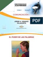 Semana 3 Signo Lingüístico La Palabra