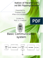 FPGA Implementation of Fully Parallel LDPC Decoder 2 (1)