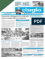 Edición Impresa El Siglo 23-07-2016