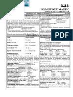 Sherwin KEM EPOXY MASTIC A - B.pdf