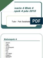 Skenario 4 Blok 4