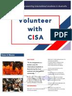 CISA National Committee  - Job Descriptions