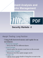Security Markets - 3