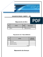 Analise de Risco do CPD [OK]