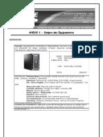 Relatório de Equipamentos de Redes e TI