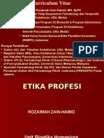 KEK4. Etika Profesi