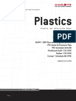 Charlotte Plastics Tech Manual