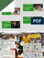 Trabajo Defensivos, Calentamiento Del Porter y Defensa 3-2-1