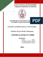 Exportaciones Del Cobre