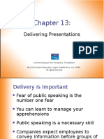business communication chap 13