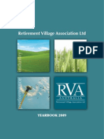 Retirement Village Association Australia Yearbook 2009