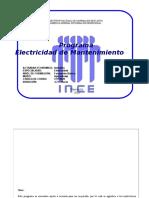 Electricidad de Mantenimiento