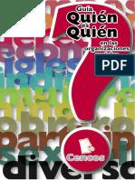 Guía Quién Es Quién en La Sociedad Civil Mexicana