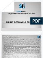SmartBrains Engineers & Technology Pvt Ltd Offer Oil & Gas Training Course