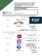 UTS B. Arab Kelas 2 Smtr 2 2015-2016