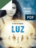 Luz de Michael Grant