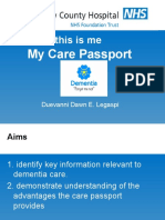 Care Passport