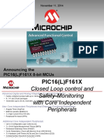 PIC16F161X Press Presentation November 2014 (1)