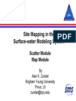 04 Site Mapping-Scatter and Map