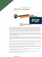 Email Corporativo Com Zimbra