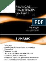 FINANÇAS+INTERNACIONAIS