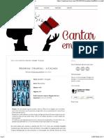 Resenha - Livro - Deadfall