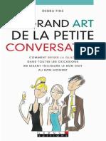 Le Grand Art de La Petite Conversation_ - Fine, Debra